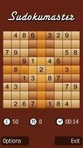 Sudoku Master Symbian Sudoku Game