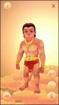 Hanuman Signed