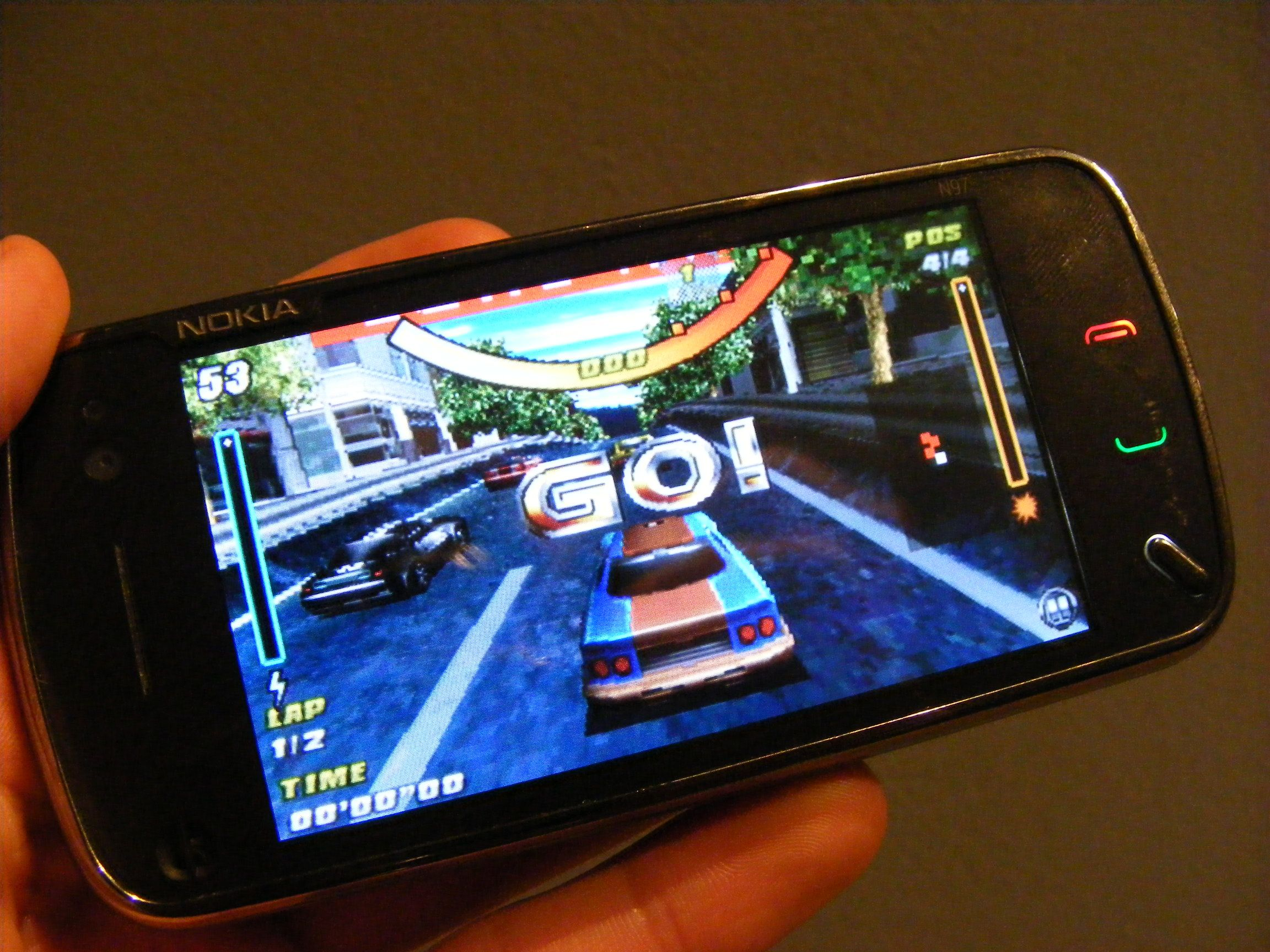 Car Sensor Game 3D Symbian Game - Download for free on PHONEKY