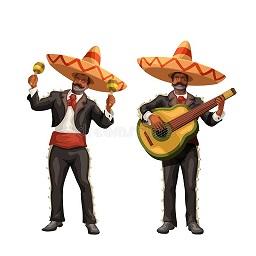 미친 멕시코 사람