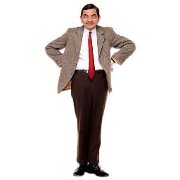 Mr. Bean Pick Up
