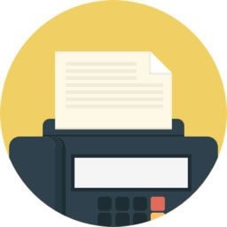 Desk Job Print Scan Fax