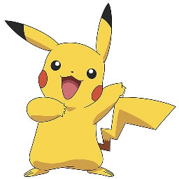 Pikachu Pokemon এসএমএস