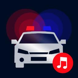 Còi xe cảnh sát